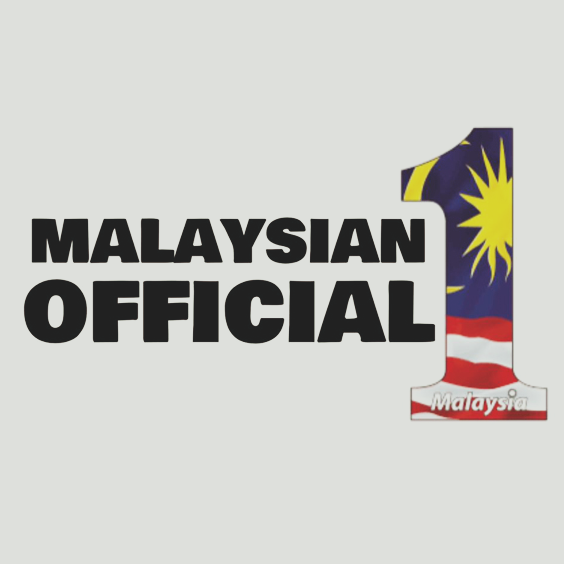 This 'Malaysian Official 1' meme adopts the logo of 1Malaysia, a program of Prime Minister Najib Razak. Source: Facebook