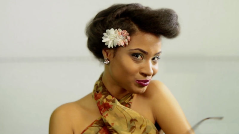 "Inspired by the Cut.com series ""100 Years of Beauty,"" Lala Films explores the history of dominant trends over the last 100 years in the Dominican Republic. Image: YouTube."