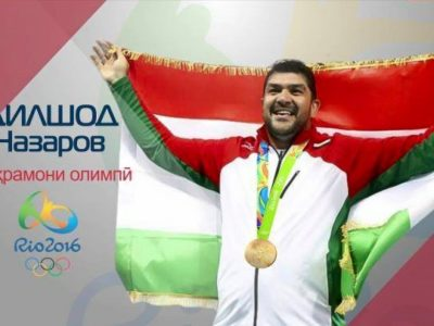 Here's to Dilshod Nazarov and Four Other Tajikistan Sporting Success Stories You've Never Heard