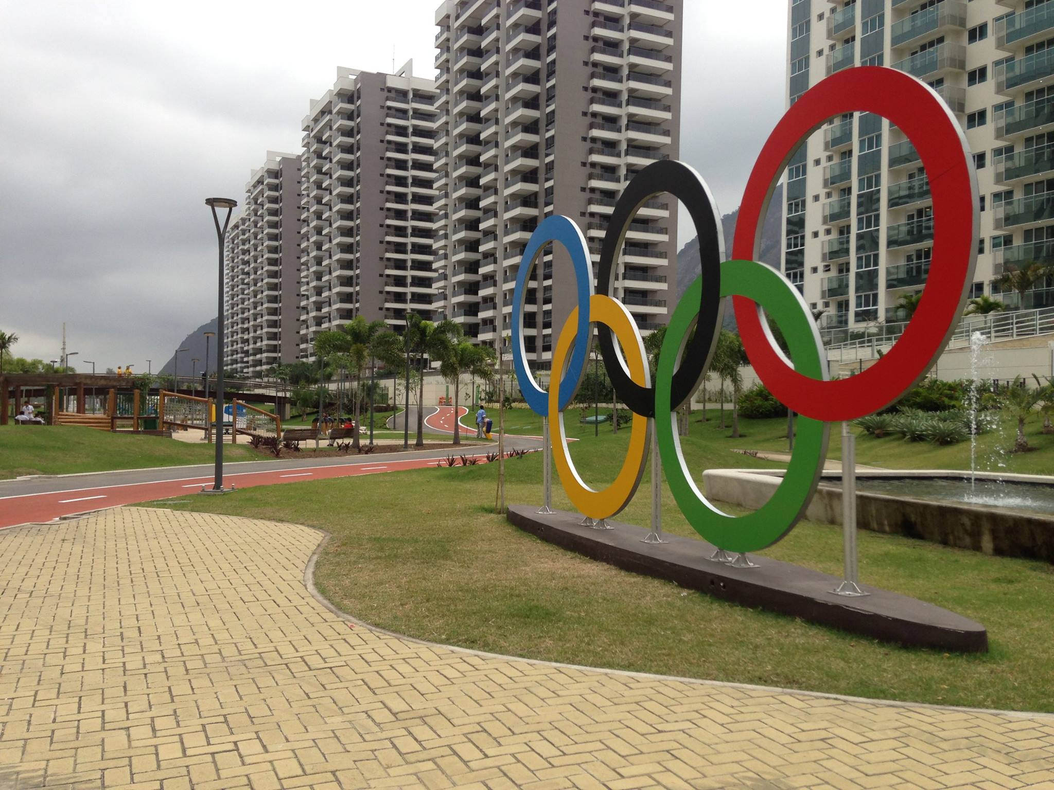The Olympic Village #Rio2016. Image from Flickr by Mexican Olympic Committee. CC BY NC-ND-2.0