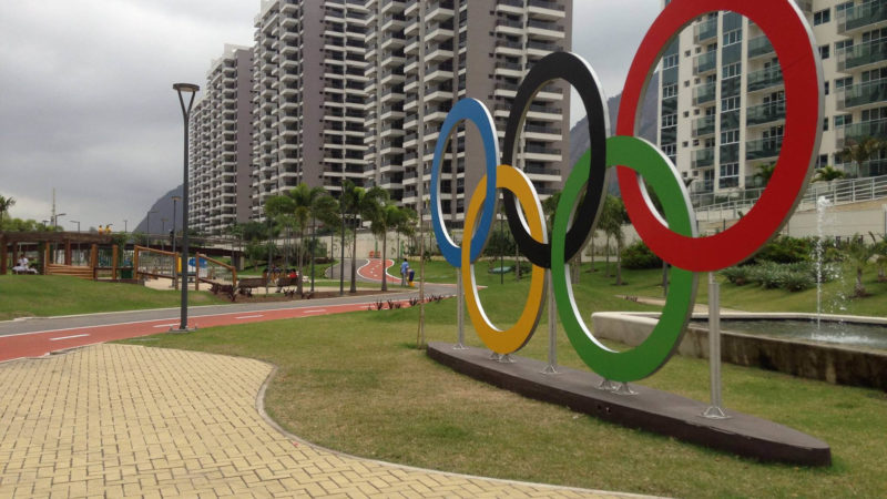 The Olympic Village #Río2016. Image from Flickr by Mexican Olympic Committee. CC BY NC-ND-2.0