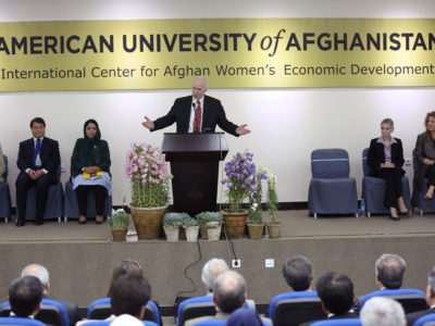 American University of Afghanistan Besieged in Suspected Militant Attack