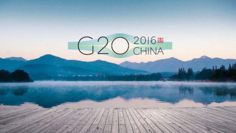 Hangzhou 2016 G20 poster.