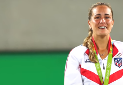 What Monica Puig's Olympic Gold Medal Means for Puerto Ricans