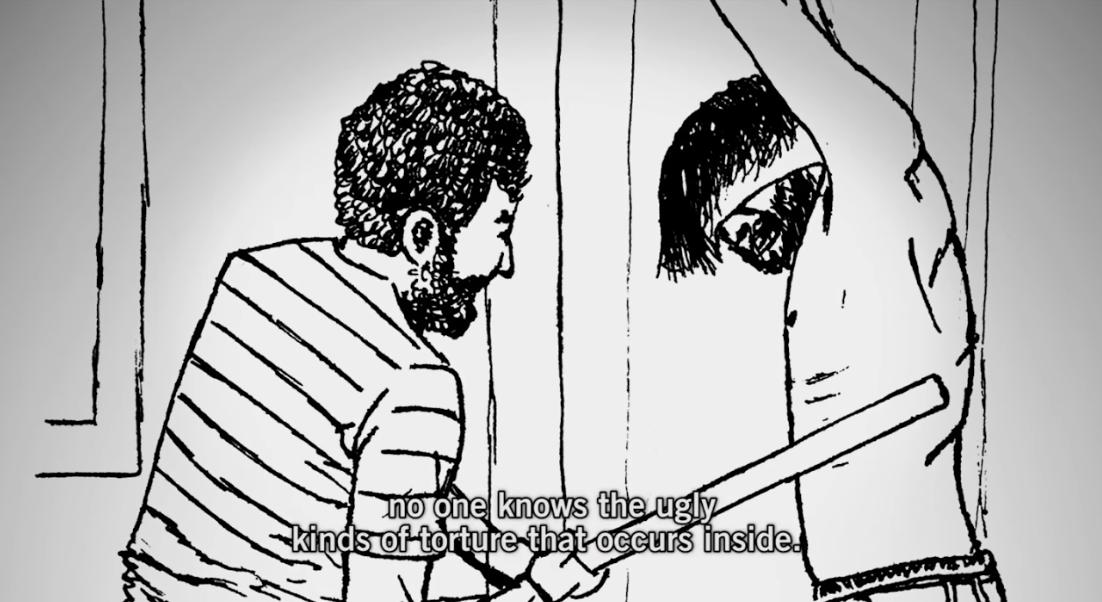 Un detenuto nella prigione siriana di Saydnaya: 'potevo sentire l'odore della tortura'