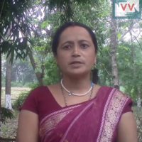 Tanju Devi is a Video Volunteers Correspondent from West Champaran, Bihar, India.