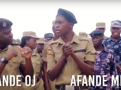 On the Blossoming Pop Careers of Uganda's Security Hardmen