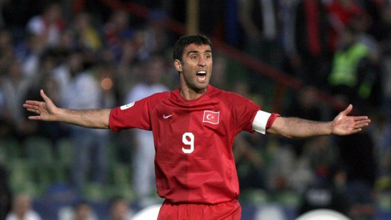 Hakan Sukur, Turkish football legend, is wanted by prosecutors. Wallpaper from justgoodvibe.com