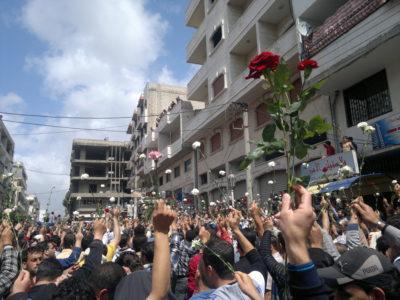 Daraya, Symbol of Non-Violent Revolution and Self-Determination, Falls to the Syrian Regime