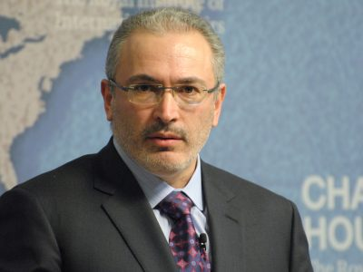 Khodorkovsky Announces 'Open Media' Project To Support Investigative Journalism Startups