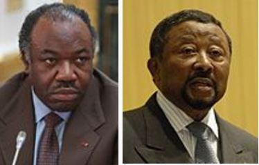 Ali Bongo Ondimba versus Jean Ping via wikipedia