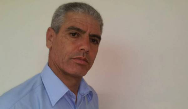49 year-old Slimane Bouhafs blogs in support of religious minorities in Algeria.