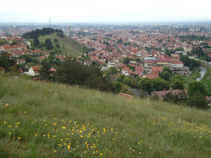 Bitola from above (Photo MB)