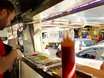 Two Palestinian Ex-Prisoners Open Up Ramallah's First Food Truck