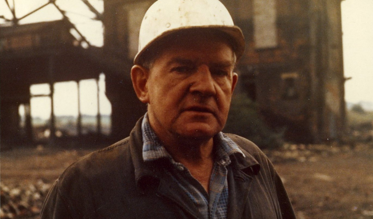 English miner at Wharncliffe Silkstone Colliery, Barnsley, UK. Source: Paul Reckless, Flickr.