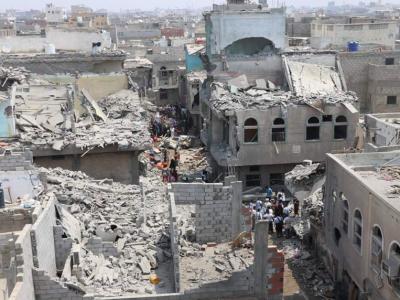 Yemen's 'Forgotten War' Intensifies After Saudi-Led Air Strike in Al Hudaydah