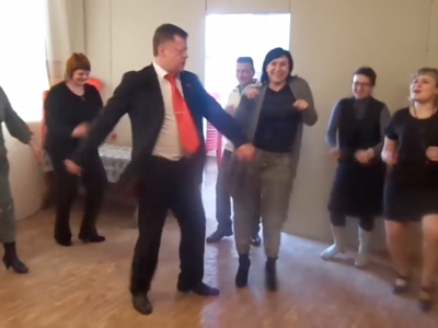Russian Politician Wants Journalists Prosecuted for Sharing Footage of His Ricky Martin Dance