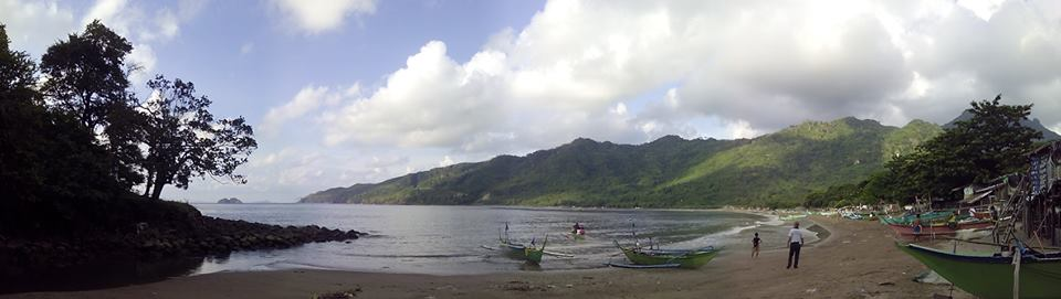 Panoramic view of Patungan. Photo Credits: Pamalakaya-Pilipinas.