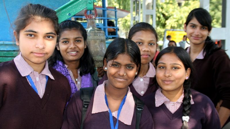 International Day of the Girl Child is Empowering Adolescent Girls: Ending the Cycle of Violence. Image from Flickr by Ramesh Lalwani. CC BY 2.0