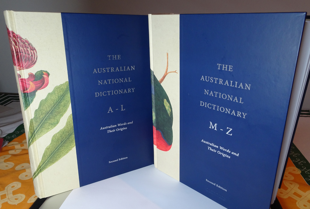 Australian National Dictionary 2nd Edition