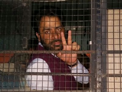 "Peace Activist Khurram Parvez's Illegal Detention in Kashmir Valley May Be Proof He's ""Doing Something Right"""