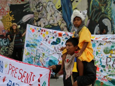 Indigenous, Student and Afro Communities in Colombia Are Not Taking 'No' for an Answer