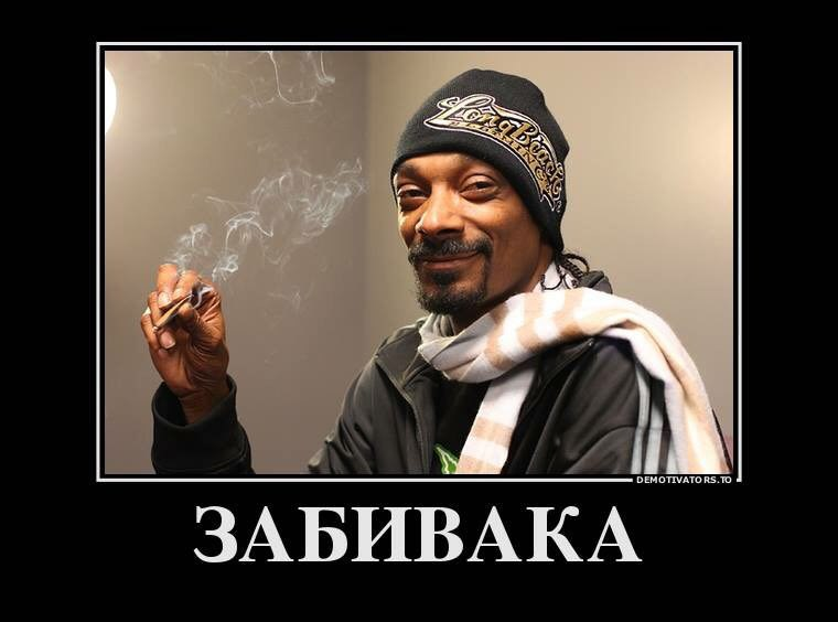 Snoop Almost-A-Wolf Dog and his well-known oral fixation. Image: Russian image boards