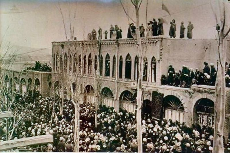 Kurdistan Republic of Mahabad, 1946 Source: Wikimedia Commons