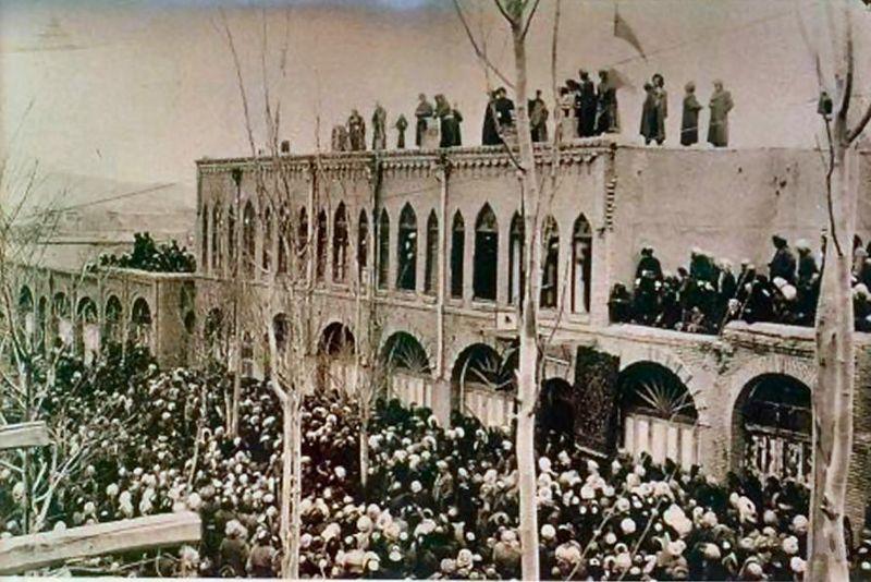 Kurdistan Republic of Mahabad, 1946 Source: Wikimedia Commons