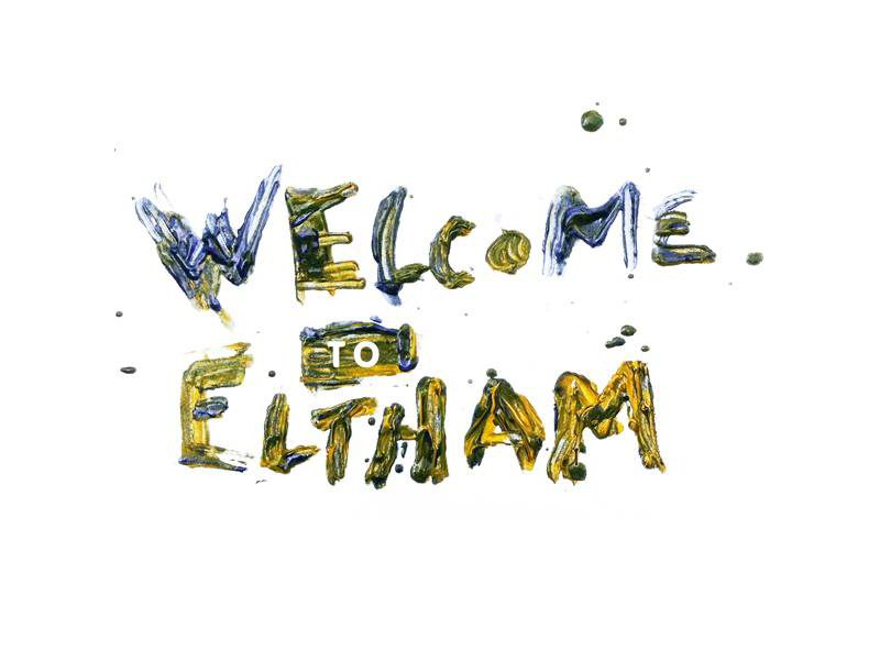 Welcome to Eltham