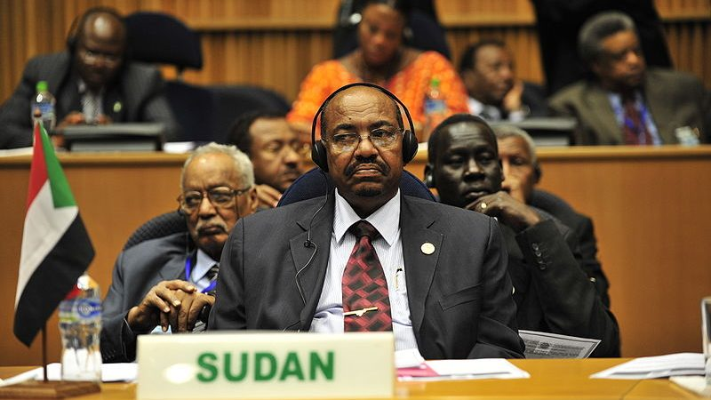 Sudanese President Omar al-Bashir has been in power since 1993. Image in public domain.