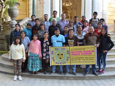 Digital Activists Meet Up Offline to Promote Bolivia's Language Diversity Online