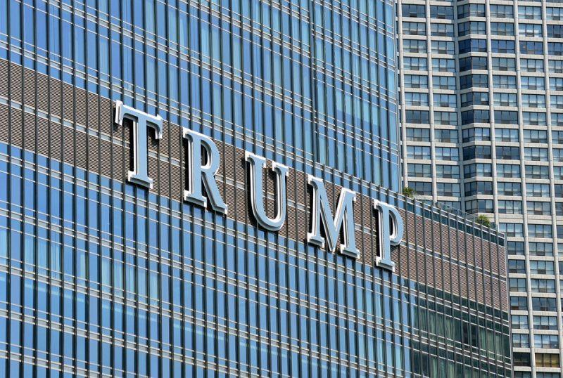 Trump tower. Pixabay image.