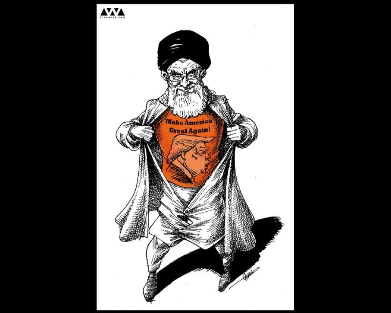 Dessin de Mana Neyestani pour IranWire.