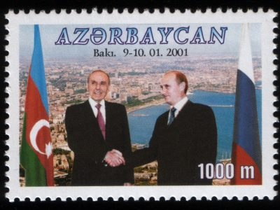 Two Young Activists Get 10 Years in Jail Each After Graffiti on Azerbaijan Patriarch's Statue