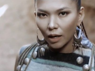 Now That's Epic: Kyrgyz Woman Singer Remakes Poem Traditionally Sung By Men