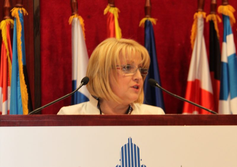 Slavica Ðukić Dejanović. Photo by OSCE Parliamentary Assembly, CC BY-NC-SA.