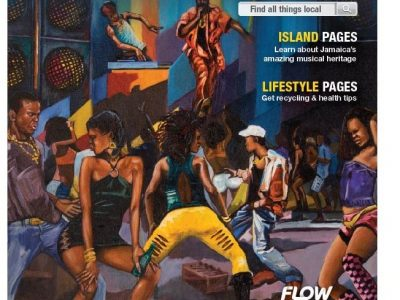 Dancehall Directory? A New Yellow Pages Cover Stirs Controversy in Jamaica