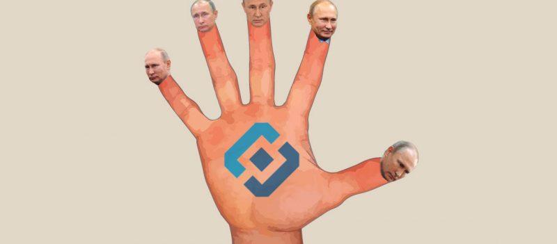 Imagem: Pixabay e serviço de imprensa de Kremlin, editado por Kevin Rothrock.