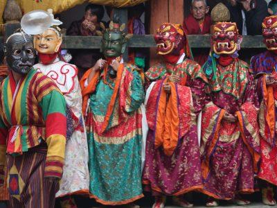 Bhutan's Authorities Ban Film for 'Misusing' Religious Masks on Screen