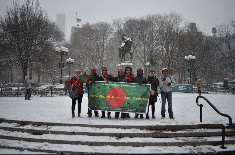 Union Square in New York City. Photo: Zawaad Abdullah