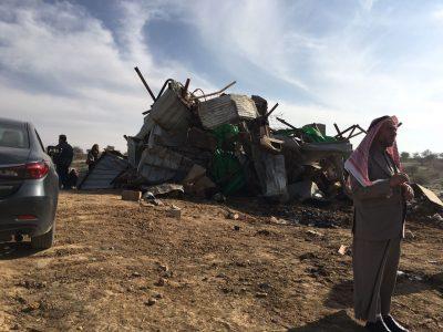 What Eyewitnesses Say Happened When Israeli Police Tried to Demolish Umm el-Hiran, a Bedouin Arab Village