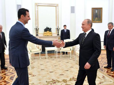 The Tyrants Bring the Invaders: What Follows After Russia Helps Secure Assad's Victory
