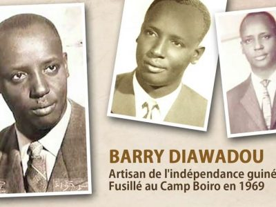 Get to Know Barry Diawadou, the Guinean Independence Hero the Government Prefers to Forget