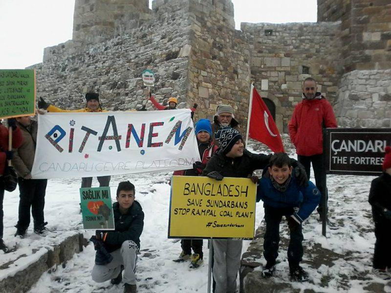 Izmir, Turkey. (Photo: 350.org Turkey)
