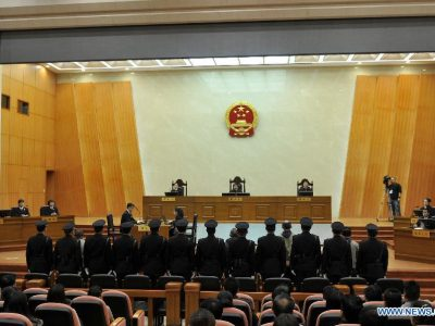 China's Top Judge Warns Against the 'Threat' of Judicial Independence