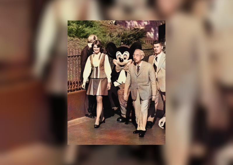 Emperor Showa Mickey Mouse