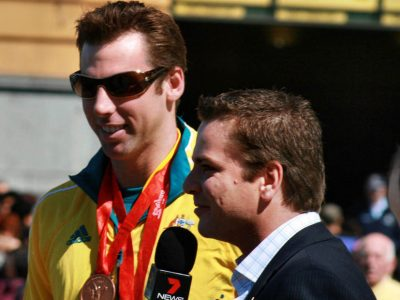 Aussie Media Cop Criticism for Coverage of Olympic Swimming Gold Medalist's Meltdown