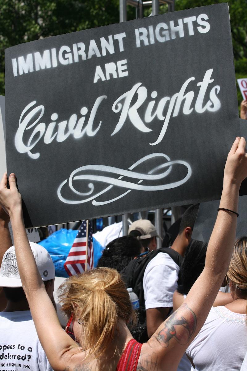 Una battaglia giusta: i difensori dell'immigrazione sfidano l'Ordine Esecutivo di Trump