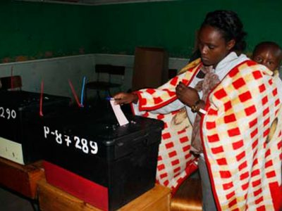 Kenyans Get an Early Start on Their Summer Election Season